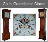 Go straight to our Grandfather / Longcase Clocks