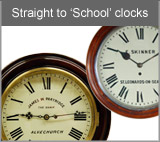 Go straight to our Round Dial Clocks